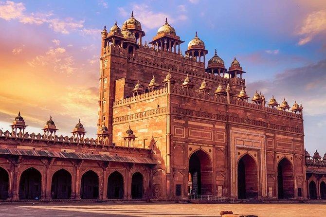 Day Trip to Agra From Delhi via Fatehpur Sikri - A Private Car Tour
