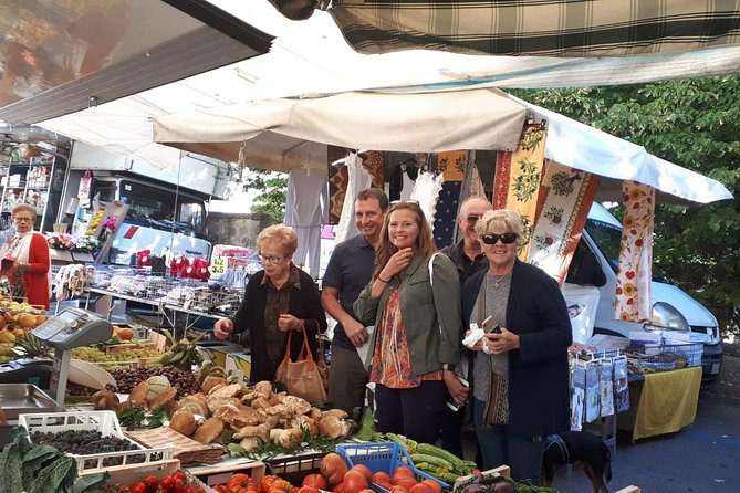 Small Group Market tour and Cooking class in Ostuni