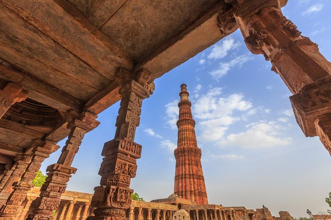 Explore Delhi with Ancient Rust - Guided Half Day Sightseeing Tour