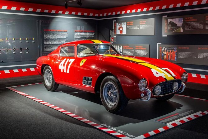 Ferrari Museum Maranello Private Tour from Rome photo 2