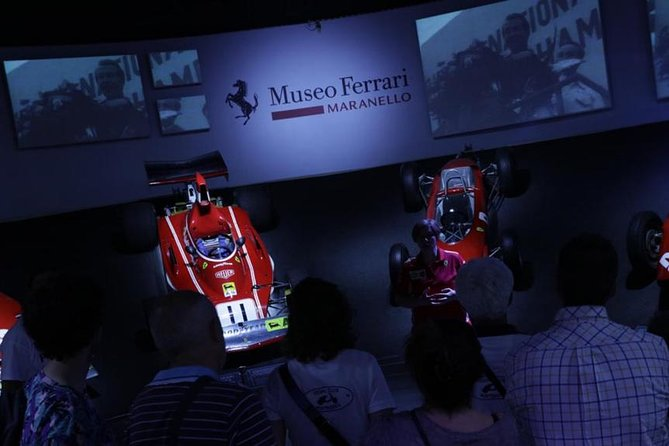Ferrari Museum Maranello Private Tour from Rome photo 4