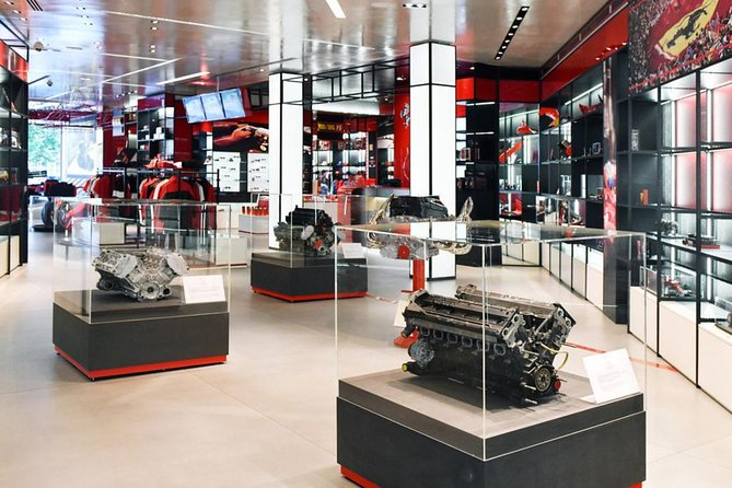 Ferrari Museum Maranello Private Tour from Rome photo 3