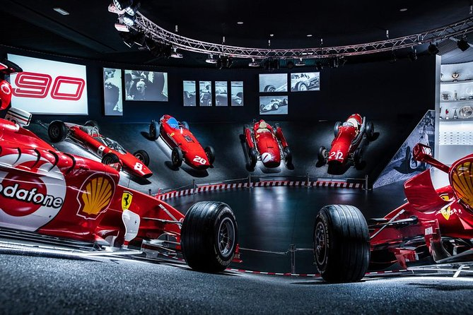 Ferrari Museum Maranello Private Tour from Rome photo 1