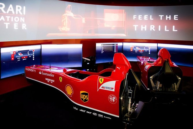 Ferrari Museum Maranello Private Tour from Rome photo 9