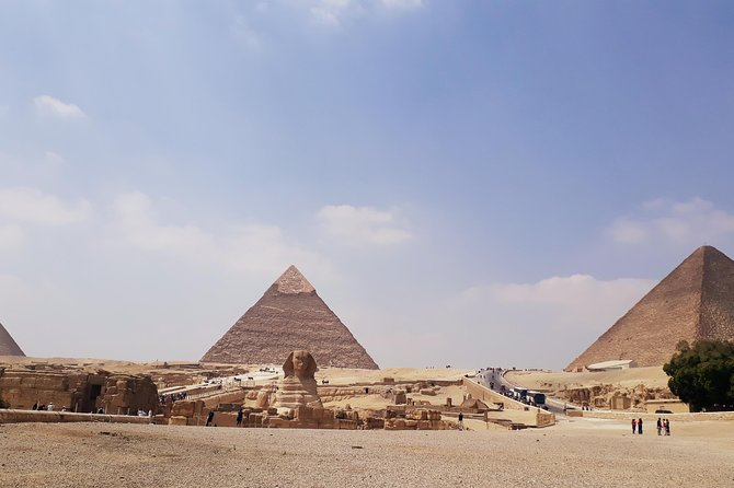 Cairo Layover Tours to Giza Pyramids Egyptian Museum & Bazaar photo 5