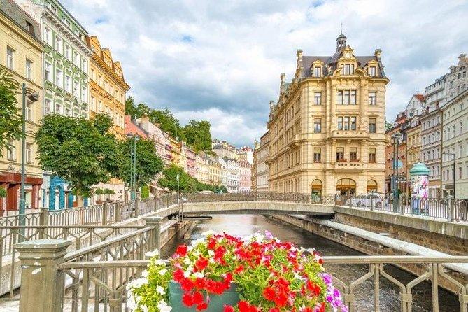 Karlovy Vary and Krusovice Brewery Private Day Trip from Prague