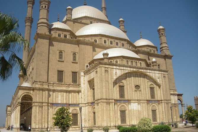 6-Hour Private Tour to the Alabaster Mosque City of Dead & Alazhar Park in Cairo photo 7