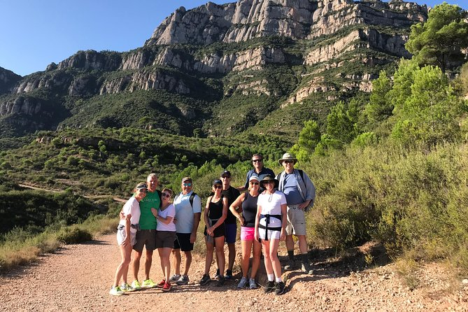 Hike to Top of Montserrat Mountain, Sant Jeroni. Small Group, from Barcelona. photo 3