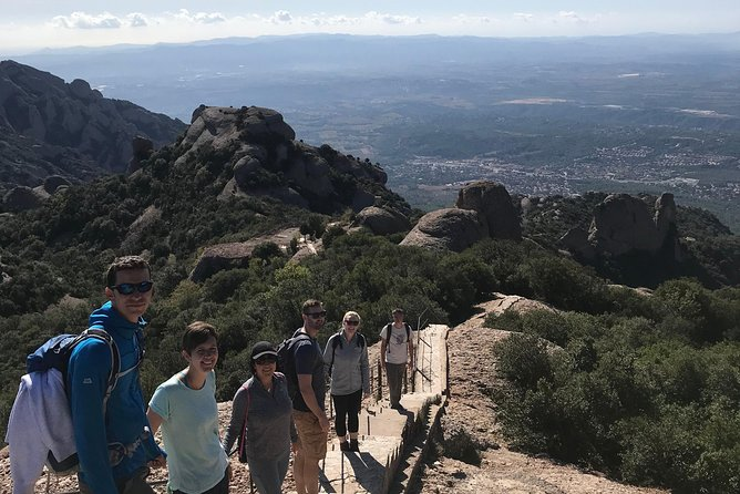 Hike to Top of Montserrat Mountain, Sant Jeroni. Small Group, from Barcelona. photo 8