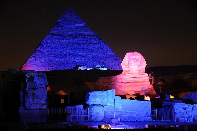 Giza Pyramids Sound and Light show photo 5