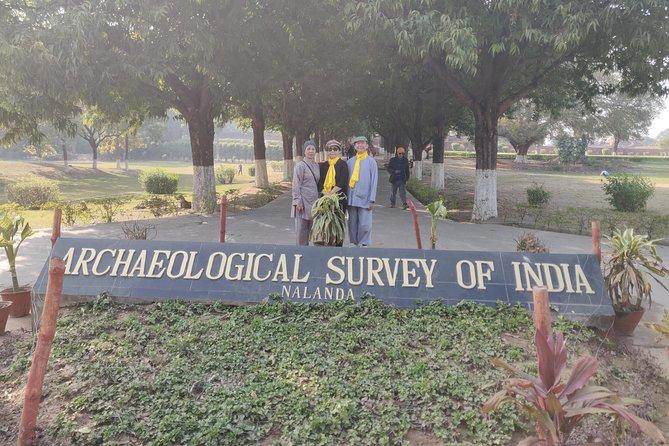 Full day private trip to Rajgir and Nalanda from Bodhgaya