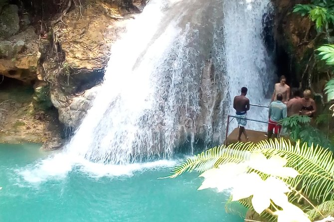 Blue Hole, Dunn's River, Lunch And Shopping from Negril photo 8