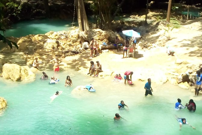 Blue Hole, Dunn's River, Lunch And Shopping from Negril photo 14