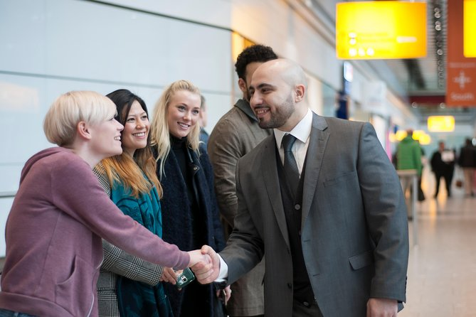 London Gatwick (LGW) Airport Arrival Private Transfer - Airport to Hotel