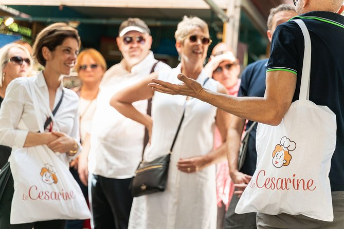 Small Group Market tour and Cooking class in Camogli