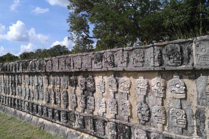 Private Day Tour to Chichen Itza, Coba, and Ik-Kil Cenote