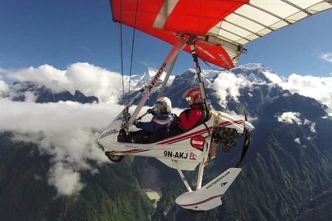 15 Min.Ultra Flights-Feel Like a Bird From Pokhara