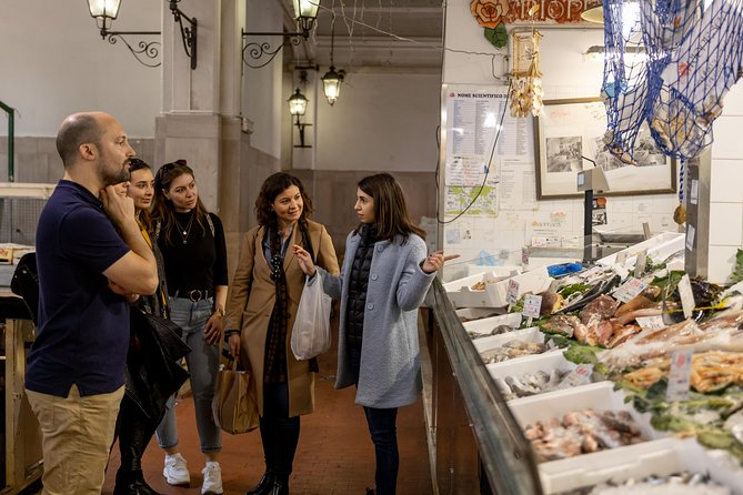 Small Group Market tour and Cooking class in Cava dei Tirreni