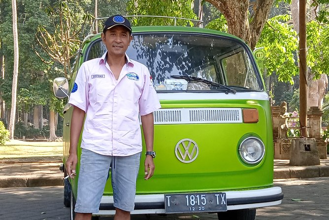 Bali VW Bus. Ubud VW Tour