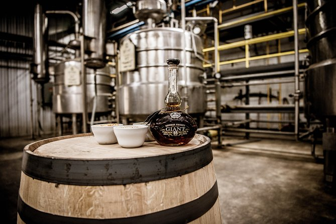 Skip the Line: Distillery Tour Ticket