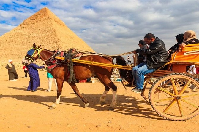8-Hour Private Tour Giza and Cairo photo 7