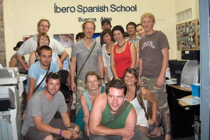 Standard Spanish Course -Group Lessons - 20 hours per week. photo 21