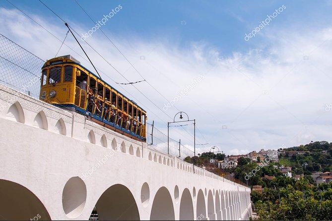 Santa Tereza, Selarón Staircase and Lapa