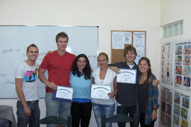 Standard Spanish Course -Group Lessons - 20 hours per week. photo 17