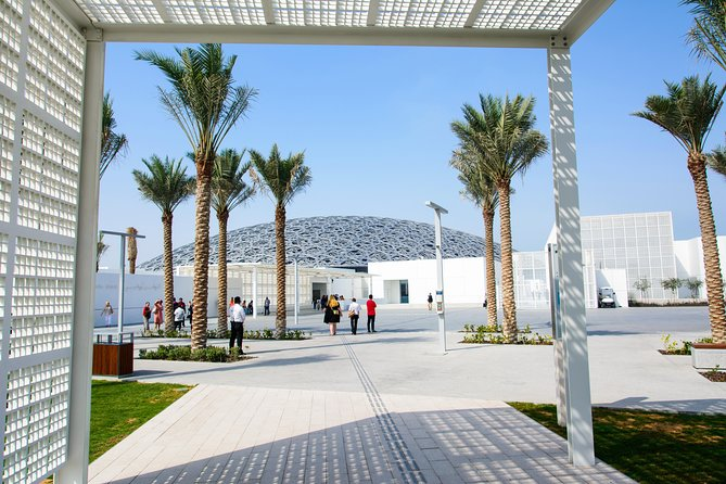 Wheelchair Accessible Half Day Tour to Louvre Abu Dhabi