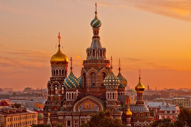 St Petersburg 3 Cathedrals Tour