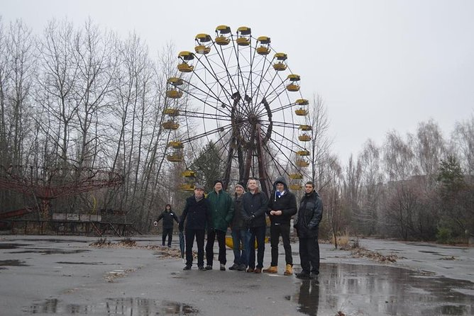 Full-Day Small-Group Chernobyl and Pripyat Tour from Kyiv photo 16