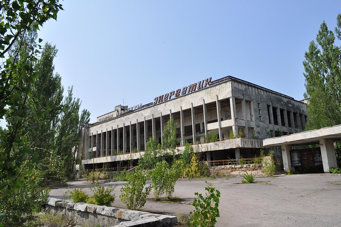 Full-Day Small-Group Chernobyl and Pripyat Tour from Kyiv photo 3