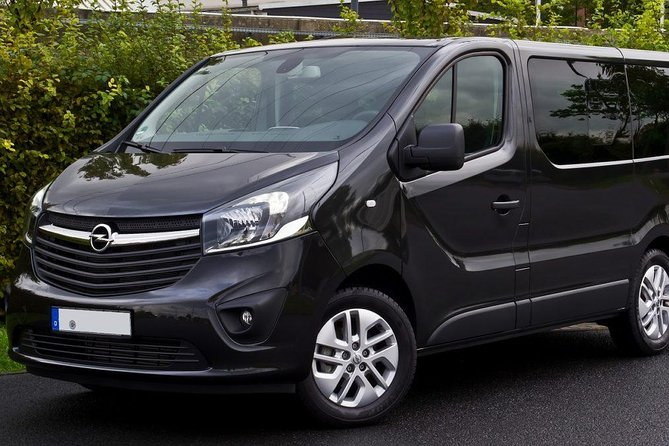 Private transfer from BARI Airport to MATERA