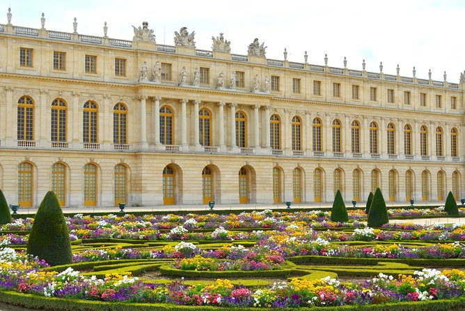 Paris To Versailles Small-Group Tour with Audio Guide