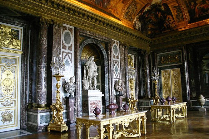 Versailles Half Day Trip from Paris by Coach with Independent Audio Guided Visit photo 4