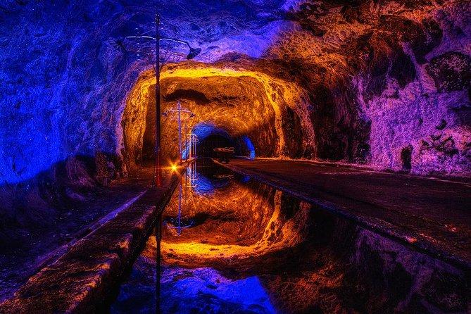 Tour to the Salt Mines in Nemocon and Andrés Carne De Res (Private Tour)
