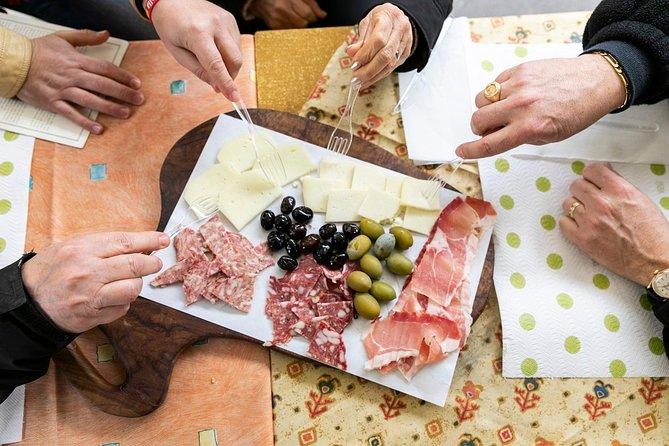 Private Tour: Secret Food Tours Florence