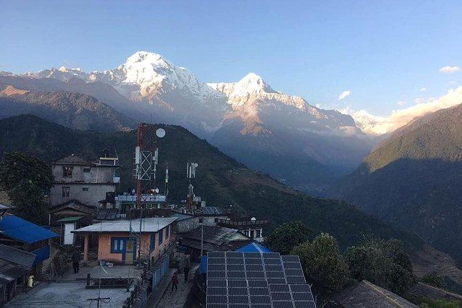 Impressive Annapurna Circuit Trek