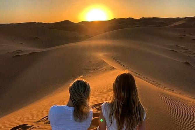 3 Days Private Desert Tour From Marrakesh And Return