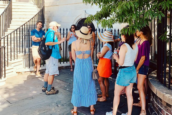 Historic Charleston Guided Sightseeing Walking Tour