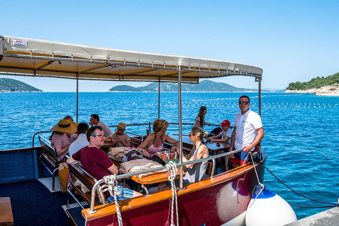 Three Islands Boat Tour - Fish Picnic from Dubrovnik