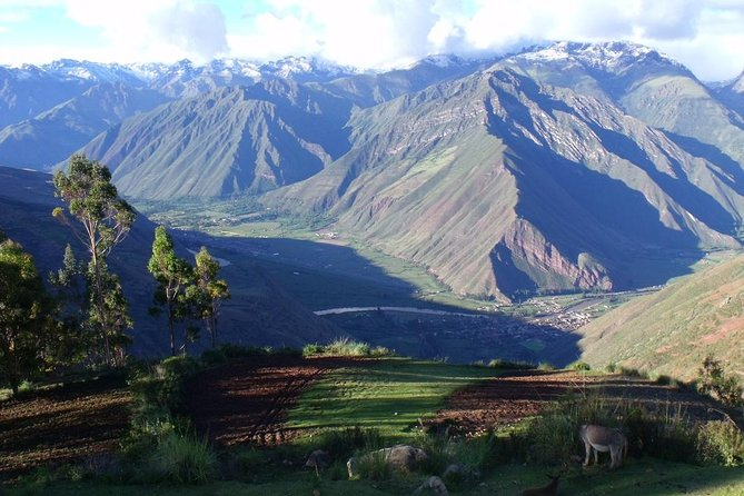 Private fullday Sacred Valley tour
