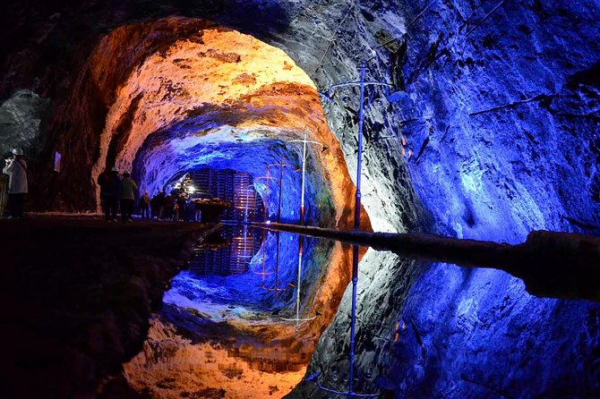 Shared Trip to the Salt Mine of Nemocón
