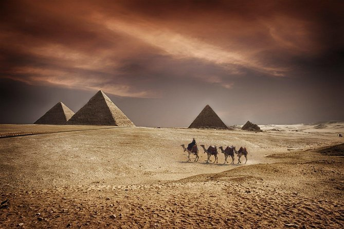 Private 8-Hour Tour: Giza Pyramids, Memphis, Saqqara, and Dahshur Pyramids photo 7