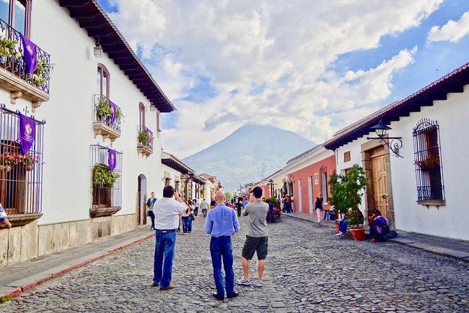 Antigua Guatemala Tour from Puerto Quetzal