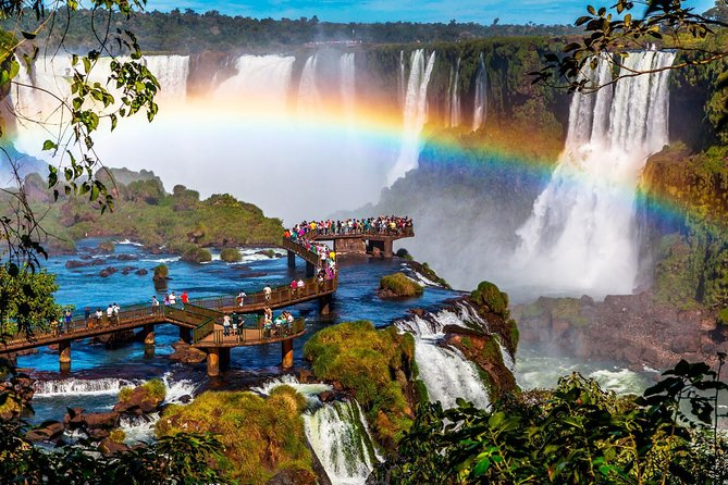 3-Day Tour to Iguazu Falls by Air from Buenos Aires