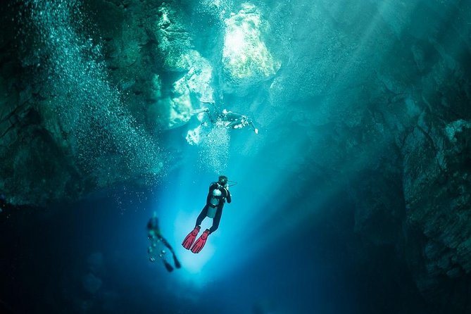 2 Cenotes Adventure from Tulum - Small Group - All Inclusive