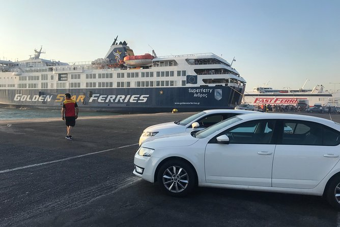 Private Transfer Athens Airport Pick-up (Shuttle Service)