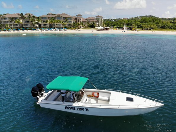 Private Full Day Charter: St Lucia Boat Tour to Soufriere