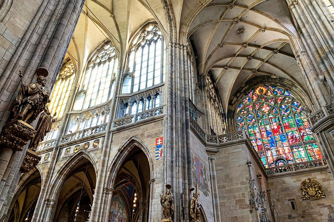 Complete Prague Castle Tour (Tickets to Interiors Included)